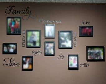 Family Wall Vinyl