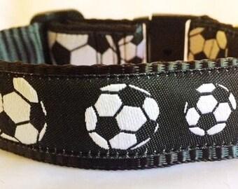 Soccer Dog Collar