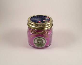 Pearberry~ 8 OZ Goat Milk Candles