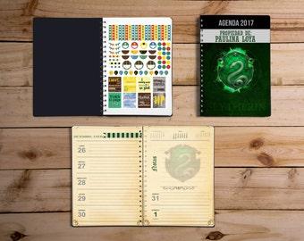 Agenda 2017 Hogwarts (Digital)