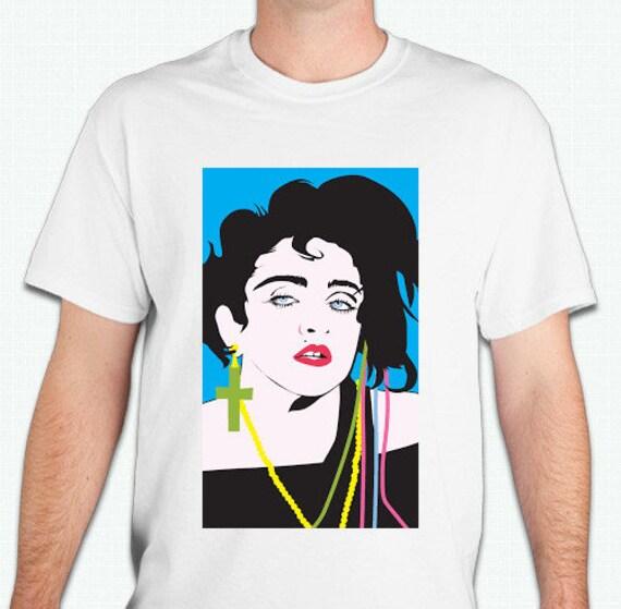 madonna tshirt