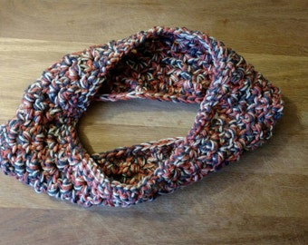Multi color, neck cowl