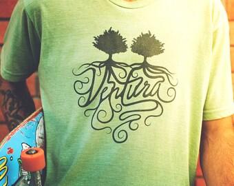Ventura Two Trees Men's Graphic Tee