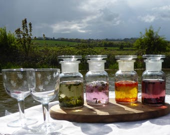 Pimp Your Gin Botanicals - Collections of unusual botanicals to transform basic Gin into your own Artisan Gins