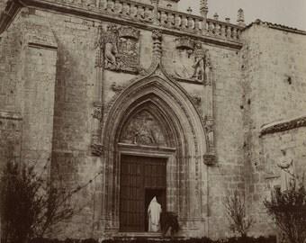 Burgos. La Cartuja.