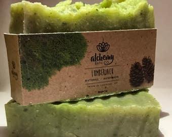 Lumberjack - 100% All Natural & Organic Soap