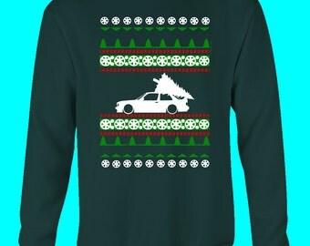 BMW E30 M3 Ugly Christmas Sweater Holiday mens unisex E36 E92 E46