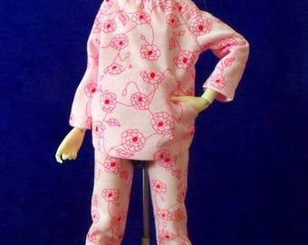 BJD clothes MSD PAJAMAS Free shipping ( 14.8.2017 End of sale )