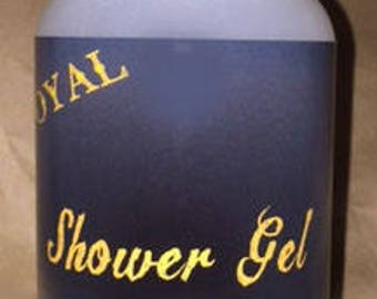 Lemon Verbena Natural Shower Gel
