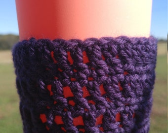Crochet Cup Sleeve