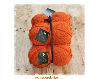 Cozmeena Shawl Kit ~ Pumpkin