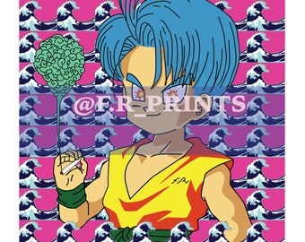 tribute to trunks