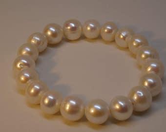 Bracelet Beads Freshwater Pearls