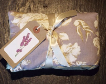 Microwaveable Lavender Wheat Bag