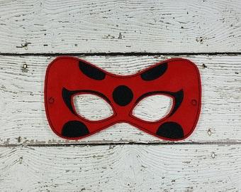 Ladybug Hero Mask