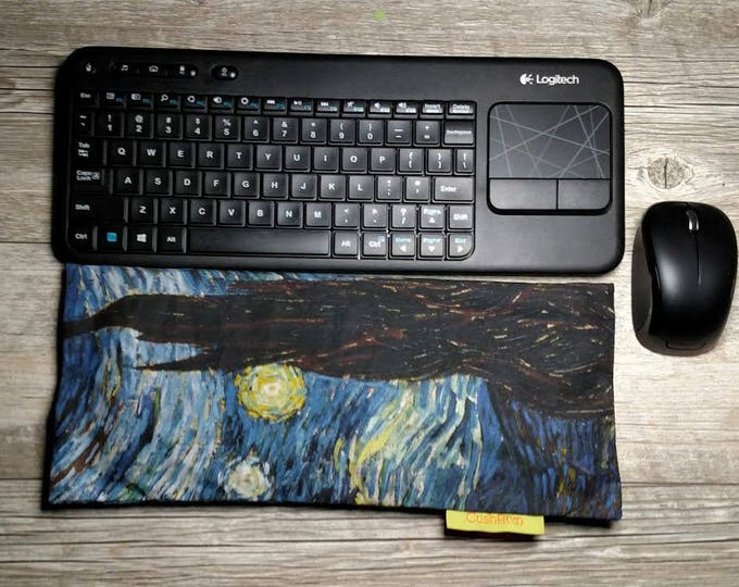 Great Masters Series Van Gogh Stary Night CushArm Wrist, Elbow, Arm Support