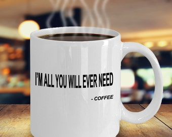 Funny Coffee Mug - Coffee Addicts Mug - Coffee Lovers Mug - Gifts Under 20 - Humorous Mug - Gifts For Her - Gifts For Him - Novelty Mug