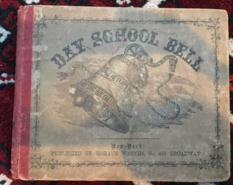 Day School Bell Antique Music Book