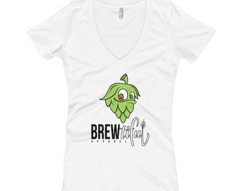 BREWtiful Women's V-Neck