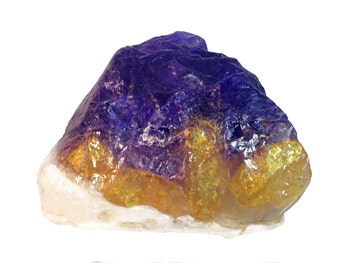 All Natural Organic Amethyst Soap Geode - 2lbs.