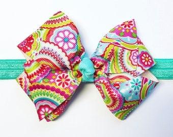 Flower Infant Headband