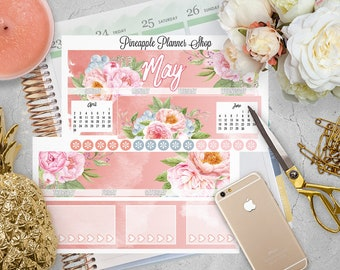 May Monthly Kit!   For Erin Condren