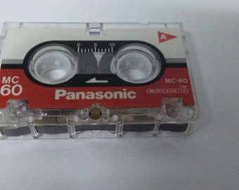 Microcassette transfer to CD Service