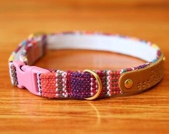 Tribal Personalized Cat Collar, Chocky Cat Collar Personalized, Chocky Cat Collar Tag, Cat id Tag, Small Dog Collar, Custom Cat Collar