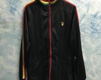 FREE SHIPPING!!!Vintage 90's Playboy Jacket size Large