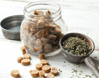Salmon Oat Morsels Cat Treats