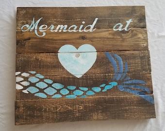 mermaid, mermaid at heart, mermaid lover