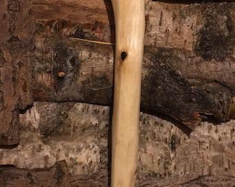 Galti - Birch Carving Fork/Meat Fork - Handcarved - ~30cm