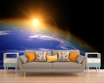 Space Wall Mural, Outer Space Wall Mural, Galaxy Wallpaper, Stars, Deep  Space Part 74