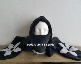Ninja fleece hat