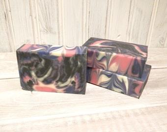 Good Morning Cold Process Artisan Soap, Small Batch Vegan Soap