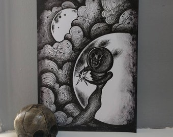 Horror #2 : Print