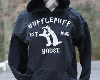 Harry Potter Inspired HufflePuff Hoodie