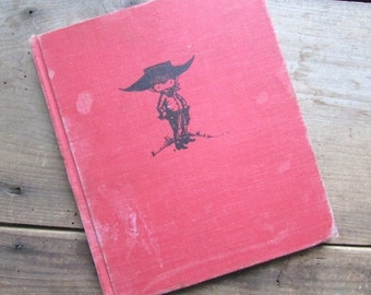 The Brave Cowboy Book Vintage Joan Walsh Anglund