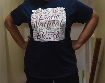 Natural Exotic T-shirt