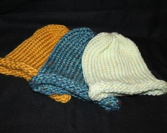 Hand Knitted hat 100% handmade
