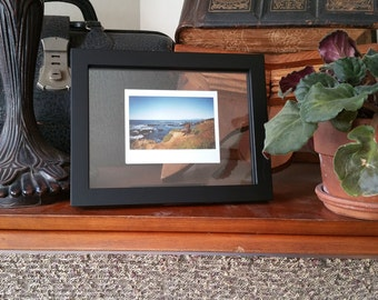 Framed Instant Photograph - Unique Art For Your Home