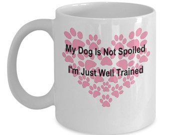 Dog Lover Gift, Dog Lover Mug, Dog Mug, Dog Lover, Dog, Dogs