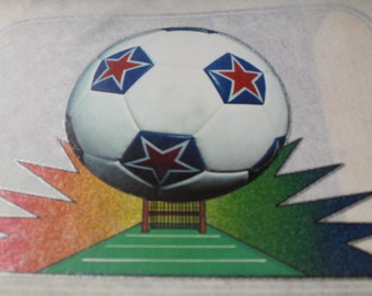 Soccer Ball Iron On Transfer