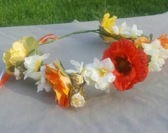 Ello Poppy Crown