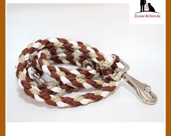 """Dog leash """"Wood"""""""