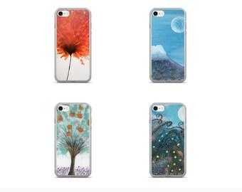 Phone case for iPhone - unique designs