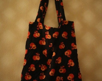 Soft pattern Tote bag