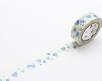 Hearting You So Blue Washi Tape