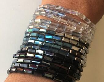 "Line bracelet ""hug"""