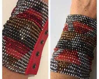 """Line bracelet """"ETNIKA"""""""